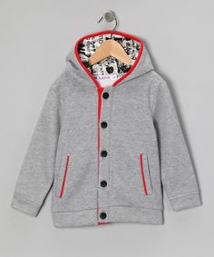Take a look at this Gray NYC Hoodie - Toddler & Boys by Kana on #zulily today! #Fall