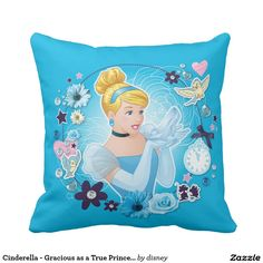Cinderella - Gracious as a True Princess