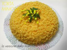 Torta mimosa ---> Scopri la ricetta su Petitchef.it