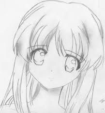 Resultado de imagen para dibujos de simetria faciles animes
