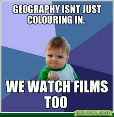geography isnt just colouring in.