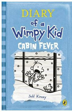 Diary of a Wimpy Kid: Cabin Fever by Jeff Kinney, http://www.amazon.co.uk/dp/0141343001/ref=cm_sw_r_pi_dp_5SXLsb1Z2YV9A