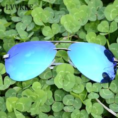 LVVKEE aluminum-magnesium polarization women designer sunglasses brands Polaroid lenses mirrors luxury sunglasses Night vision