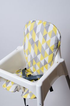 Fillybilly High Chair Cover For The Ikea Antilop High Chair Water