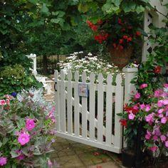 Stop in for a garden tour!