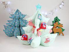 Advent Calendar, Lily, Cool Stuff, Holiday Decor, Partner, Hairstyles, 3d, Home Decor, Diy Christmas Tree