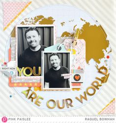 Fathers Day: He is our World