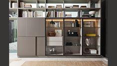 505 Bookshelves And Multimedia Molteni & C