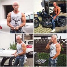 This 72 Year Old Bodybuilder Is Taking Over The Internet! - Fitness House