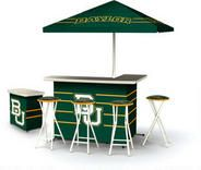 Just in time for football season and perfect for serving Dr Pepper floats! #Baylor Bears Deluxe Portable Tailgate Set