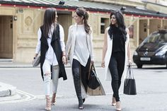 Vogue Festival 2015 moda de rua estilo de inspiração (Vogue.co.uk)