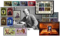 """Tal día como hoy hace 205 años, nace en Portsmouth (Reino Unido), Charles Dickens, escritor inglés de novelas de ácida denuncia social, combinada con humor, tragedia e ironía. Entre otras, son suyas las inmortales obras """"Oliver Twist"""", """"Cuento de Navidad"""", """"David Copperfield"""", """"Tiempos difíciles"""", """"Historia de dos ciudades"""" y """"Grandes esperanzas"""". Tienda: http://bit.ly/2kHJebc"""