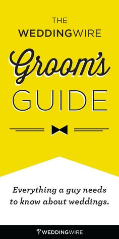 Click here for a great guide for grooms. http://www.mydreamlines.com/2016/05/grooms-guide-2/ #groomguide #groom