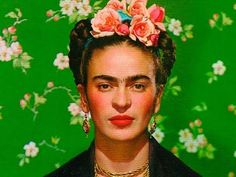 Frida Kahlo breve biografía y su obra/subtítulos en inglés. Ideal para n...
