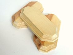 Unfinished Wood Plaques Wood Craft Supply Lot by VikisVarietyCraft, $3.75