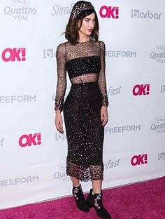 Jacqueline Macinnes Wood, Canadian Actresses, Two Piece Skirt Set, Singer, Formal, Skirts, Dresses, Style, Fashion