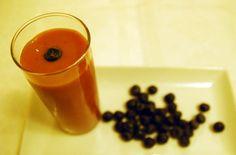 Blueberry and raspberry smoothie recipe - goodtoknow