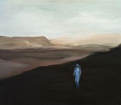 Michael de Kok, Hiker 2014 65x70cm on ArtStack #michael-de-kok #art