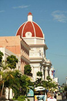 El Ayuntamiento - City Hall, Cienfuegos, Cuba.