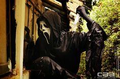 GhostFace | SCREAM | photo by ronaldo ichi | #ghost #cosplay #cosplayer #コスプレ #косплей #角色扮演 #코스프레