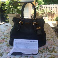 prada handbag repair