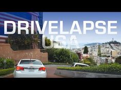 Timelapse: Drive Across America in 5 Minutes