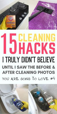 Household Cleaning Tips, Toilet Cleaning, Cleaning Recipes, House Cleaning Tips, Cleaning Hacks, Cleaning Stove, Cleaning Checklist, Spring Cleaning, Diy Cleaners