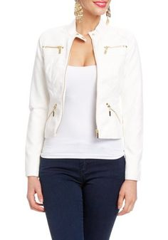 2B Zipper Leatherette Jacket. BUY it on Amazon: http://amazonpartner.us/?p=388