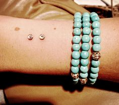 Wrist Dermals :) can't wait to get these again