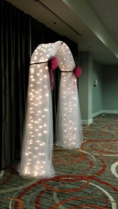 1000 images about wedding and events backdrop pillar and for Christmas arch diy
