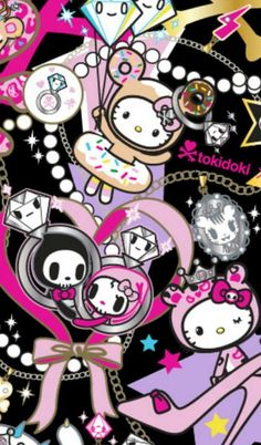 Tokidoki for Hello Kitty