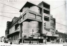 Zuev Worker's Club (Golosov, Ilya. 1928)