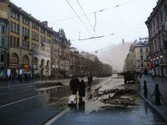 Ghosts of WWII in Saint Petersburg. Sergey Larenkov