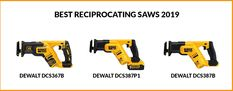 If you want to do any rough cuts in building materials or on a destruction site, the best reciprocating saw is a clever choice.Our top pick is the DEWALT DC Reciprocating Saw Blades, Pushes And Pulls, Drill, Tooth, Action, Good Things, Metal, Chop Saw, Hole Punch