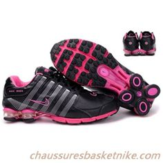 buy online a05db 99335 I m loving the black and pink!! Nike Shox Nz, Nike Shox