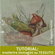 shabbylife: TUTORIAL: trasferire immagini su tessuto