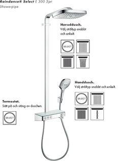Raindance Hans Grohe Toilet Paper, The Selection, Bathroom, Interior, House, Washroom, Indoor, Home, Full Bath