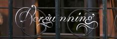 Amsterdamse Krulletter' (Amsterdam's Curly Letter)