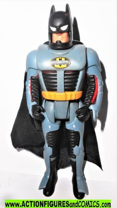 batman animated series BRUCE WAYNE 1992 dc kenner hasbro action figures Batman Action Figures, Batman The Animated Series, Figure Size, Animation Series, Superhero, Painting, Fictional Characters, Painting Art, Superheroes