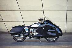 BMW R60 'Dustbeamer' - Lucky Cat Garage - BikeExif