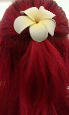little mermaid red hair