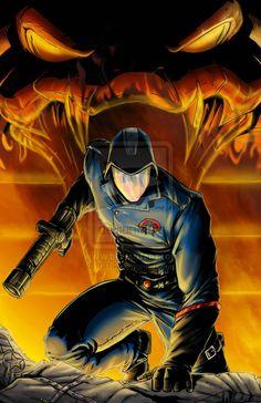Cobra Commander by *1314 on deviantART