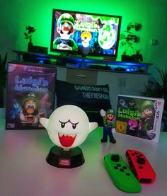 Luigis Mansion 3 Luigi's Mansion 3, Mansion Rooms, Mario Bros., Mario And Luigi, Nintendo World, Paper Mario, Dark Moon, Game Room Decor, Mario Brothers