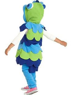 Fish Costume (hoody/dress?)