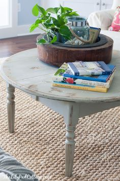 How To Style A Round Coffee Table Coffee Rounding and Living rooms