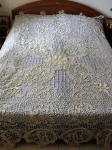 beautiful bed cover