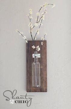10 Crafty Ways to Use Wine Bottles - redplum.com