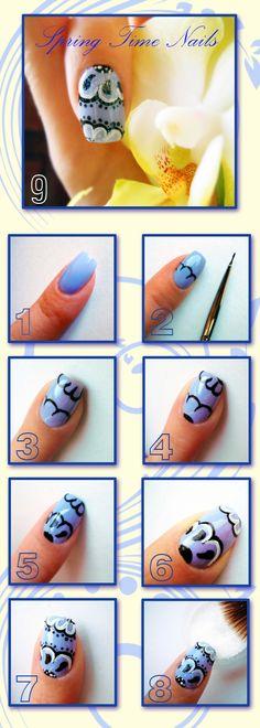 Nail Art 101: Archive