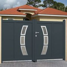 Kids of every age levels enjoy doing crafts and arts. Iron Main Gate Design, Gate Wall Design, Grill Gate Design, House Main Gates Design, Steel Gate Design, Front Gate Design, Window Grill Design, Roof Design, Door Design Images