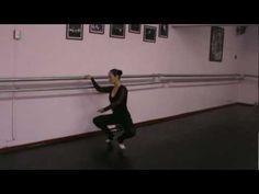 Aula de Ballet - Vídeo-aula do Passo de Ballet: Demi plie e Grand plie